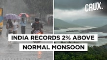 Indian Monsoon I Extreme Rainfall In The South And Below-Normal Rains In The North & Northwest