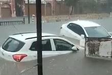 Three Dead, Low-lying Areas Inundated as Heavy Rains Lash Jaipur