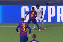 No Lionel Messi Magic! Alphonso Davies Takes Apart Nelson Semedo with Wizardry as Bayern Munich Thrash Barcelona 8-2