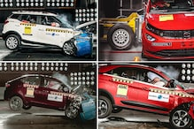 Top Indian Cars that Excel on Global Safety Standards: Tata Nexon, Mahindra XUV300 and More