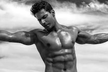 Varun Dhawan Flaunts Chiselled Abs in This Super Hot Monochrome Picture