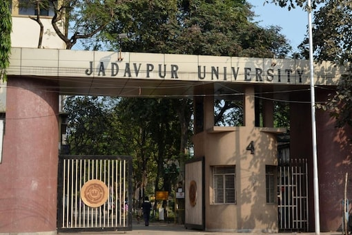 File photo of Jadavpur University.
