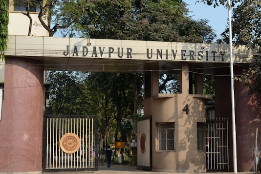 File photo of Jadavpur University.