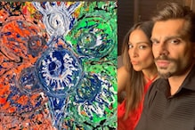 Karan Singh Grover Defines Independence With a New Painting