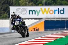 MotoGP: Yamaha's Maverick Vinales Claims Pole at Austrian Grand Prix