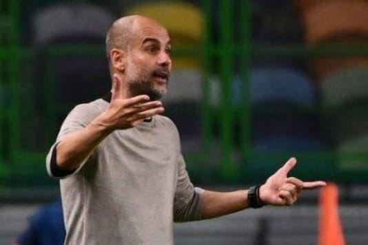 Pep Guardiola (Photo Credit: Reuters)