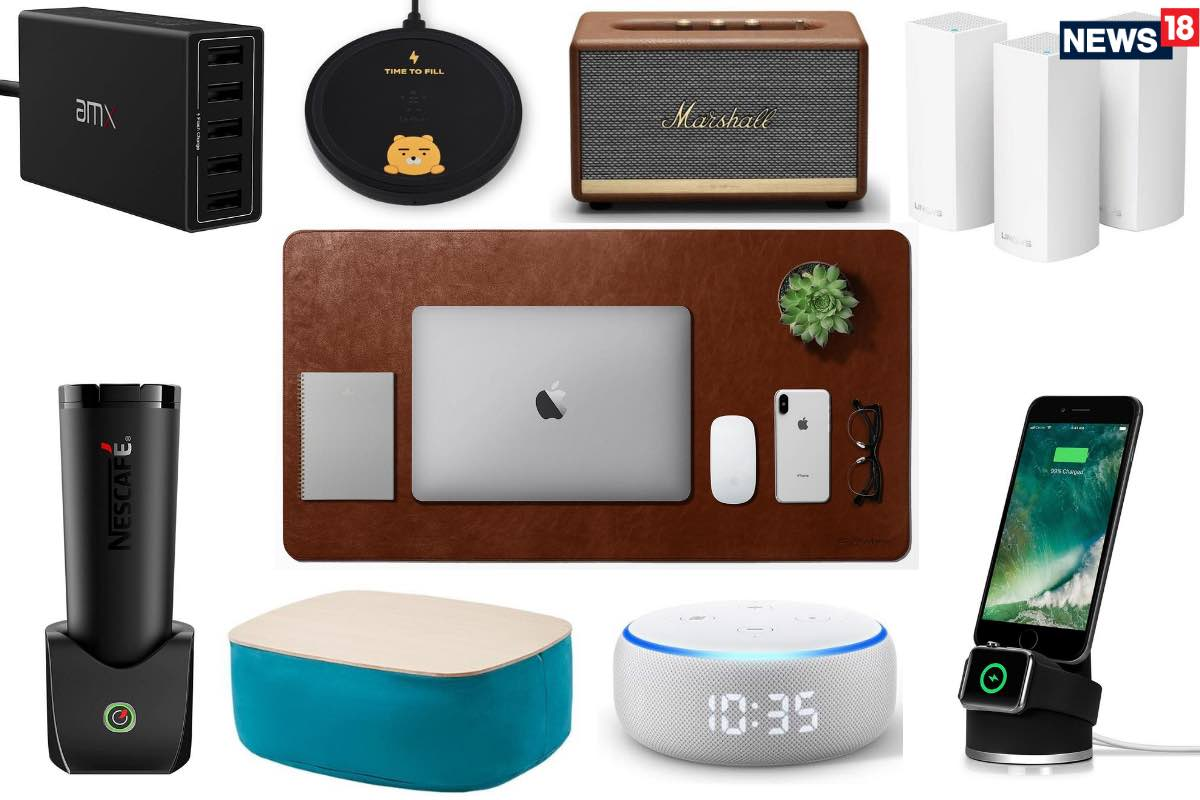 The WFH Gadgets & Accessories Guide: Your Home Workstation Needs These For Productivity & Comfort