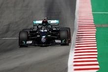 Lewis Hamilton On Top In Italian Grand Prix Practice