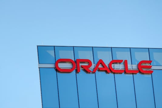 An exterior view of the Oracle Field Office at Wilson Boulevard in Arlington, Virginia, U.S. (Image Source: Reuters)