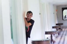 IPL 2020: Yuzvendra Chahal's Video Shows He's Craving to Come Out of Room During Quarantine