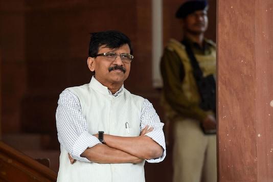 "The BJP accused Shiv Sena leader Sanjay Raut of ""defaming"" Gujarat by calling Ahmedabad a 'mini-Pakistan'."