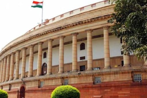File image of Parliament.