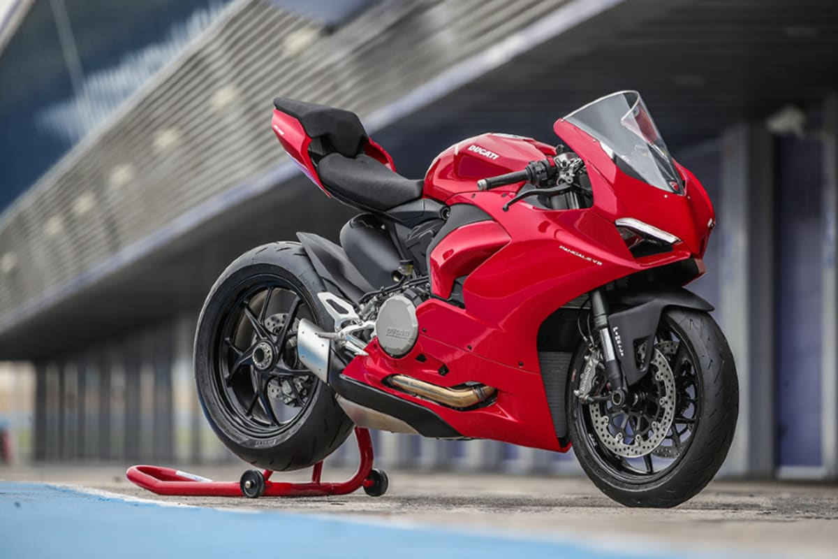 2021 Ducati Panigale V4 Guide • Total Motorcycle