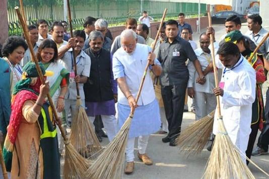Representative image. File photo of Prime Minister Narendra Modi.