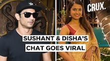 Sushant Singh Rajput & Disha Salian's Whatsapp Chat Reveals Both Were In Contact Till April
