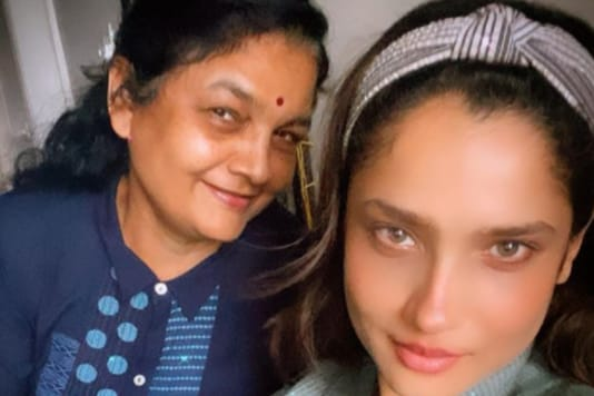 Ankita Lokhande Shares Heartwarming Picture With Mother, Says 'Love You'