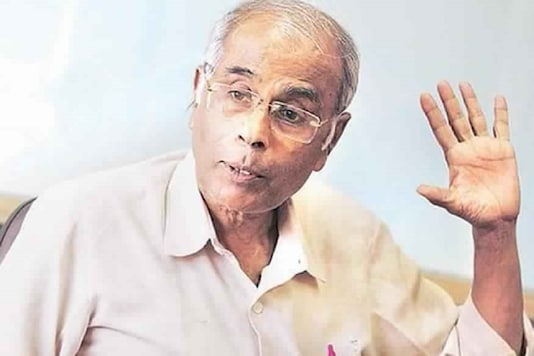 Narendra Dabholkar, an anti-superstition activist, was shot dead in broad daylight on August 20, 2013. (Picture courtesy: Twitter)