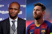 Barcelona Fires Sports Director Eric Abidal Who Publicly Clashed with Lionel Messi