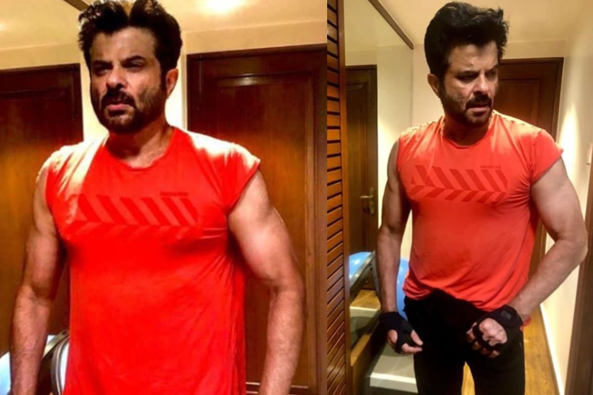 Anil Kapoor Says His Muscles Look Better Than His Face, Shares Workout Photo