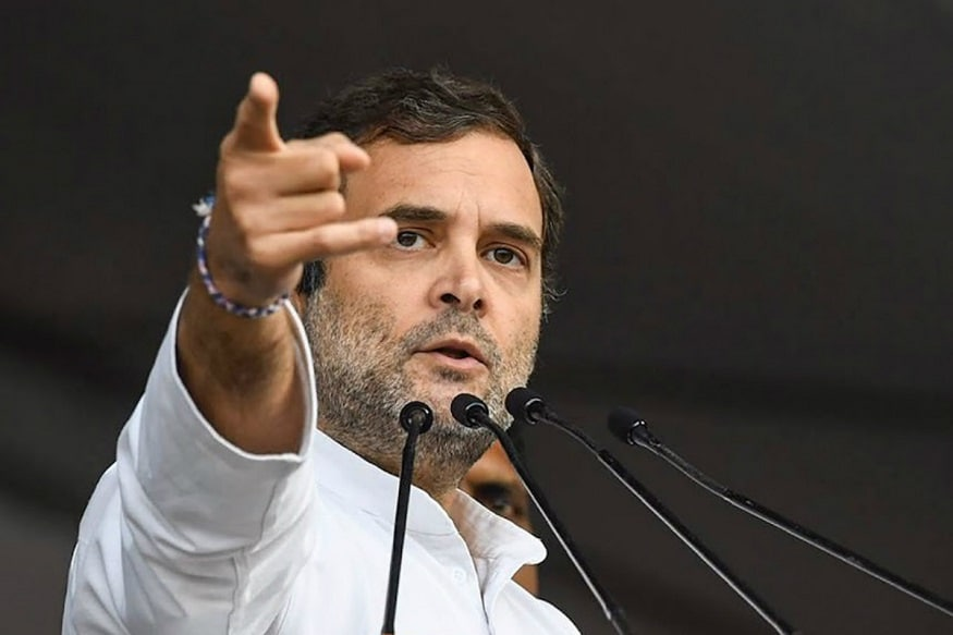 UP Govt Oppressed Dalits, Showed their 'Place' in Society: Rahul Gandhi on 'Forcible' Cremation of Gang-rape Victim