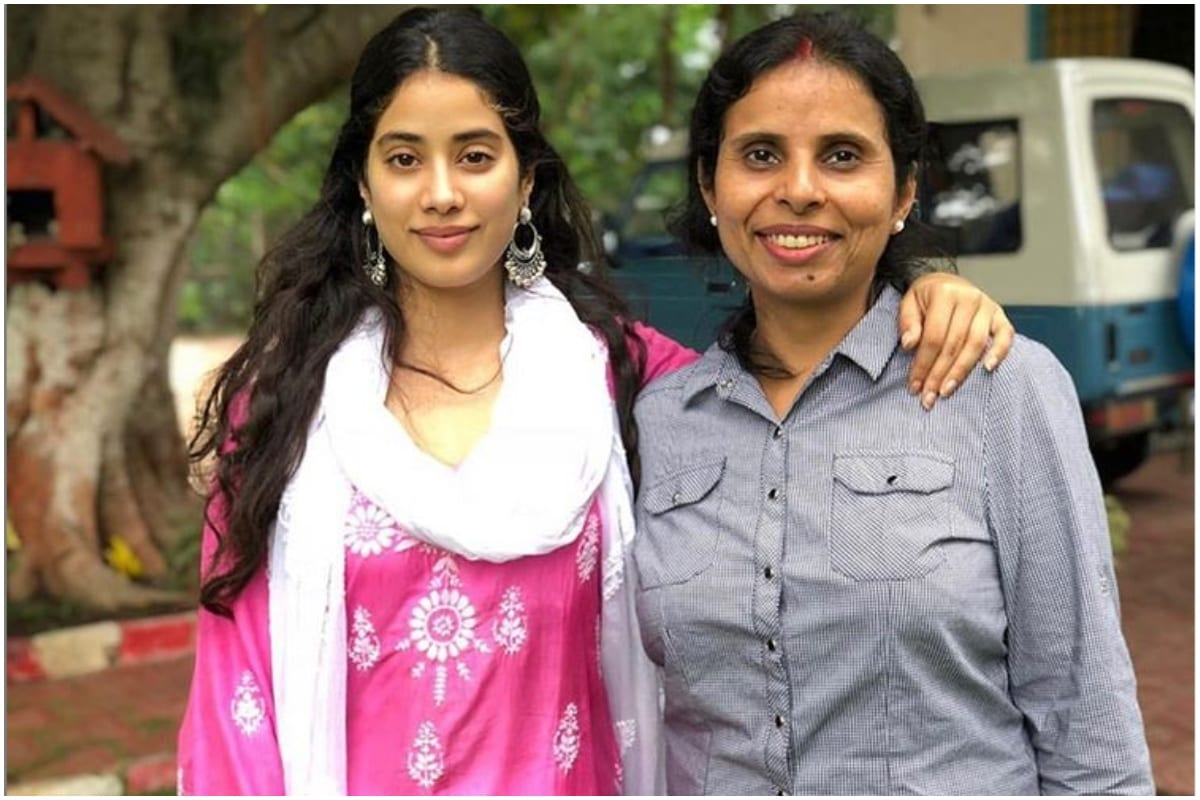Ditch Token Feminism Of Janhvi Kapoor S Film Read True Story Of Gunjan Saxena In Autobiography News18