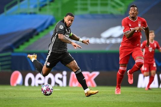 Olympique Lyon  (Photo Credit: Reuters)