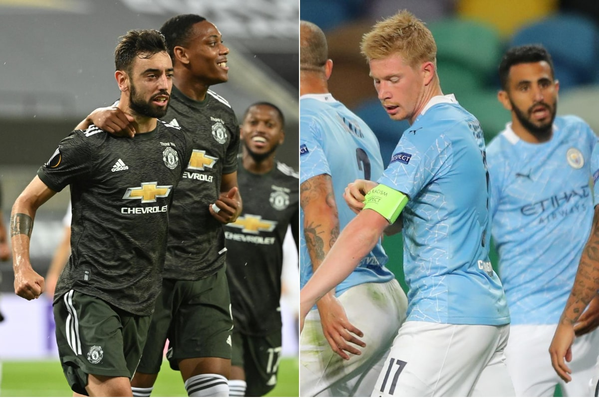 Manchester United Manchester City Will Not Play In First Weekend Of Premier League Report