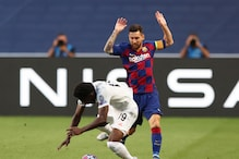 Bayern Munich's Alphonso Davies Asked for Idol Lionel Messi's Shirt But He Didn't Give it