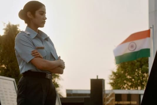 It S All About Janhvi Kapoor Woman Navy Officer Says Gunjan Saxena Portrays Armed Forces In Bad Light