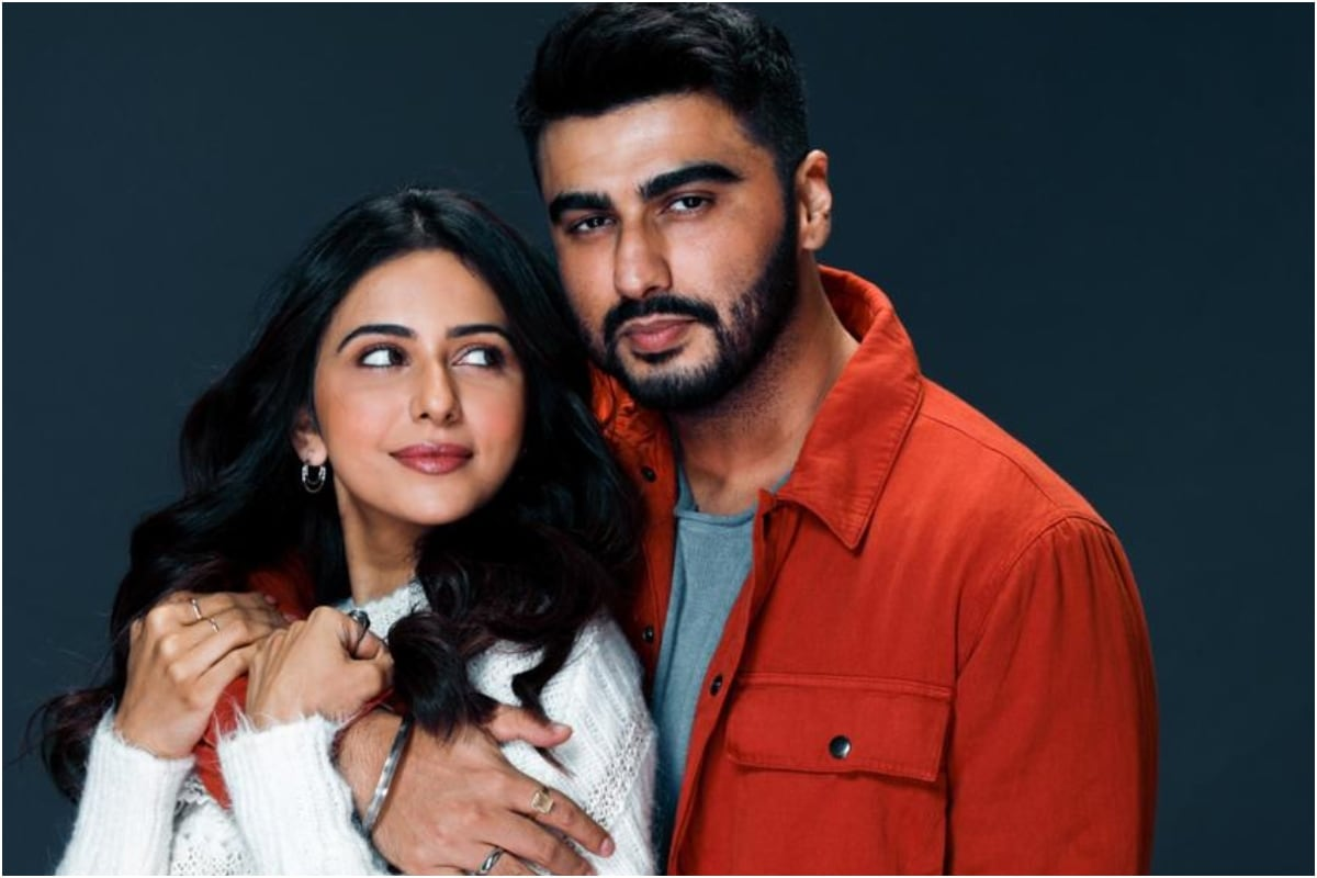Rakul Preet's Schedule Goes for a Toss After Co-Star Arjun Kapoor Tests Positive for Covid-19