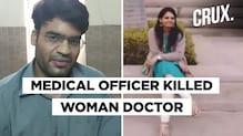 Agra Woman Doctor Murdered Over A Failed Love Affair