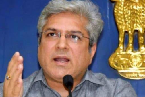 File photo of Delhi Transport Minister Kailash Gahlot. (Image Source: PTI)