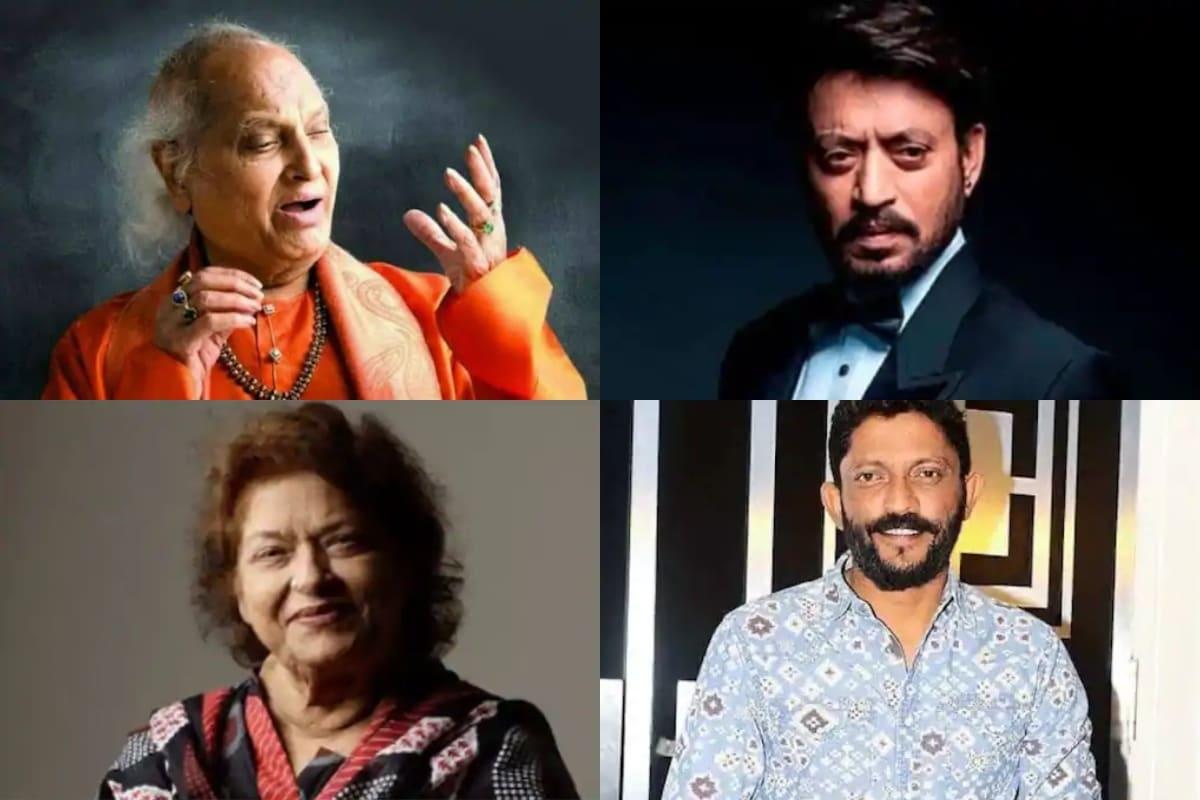 Luminaries India's Entertainment World Lost During Lockdown