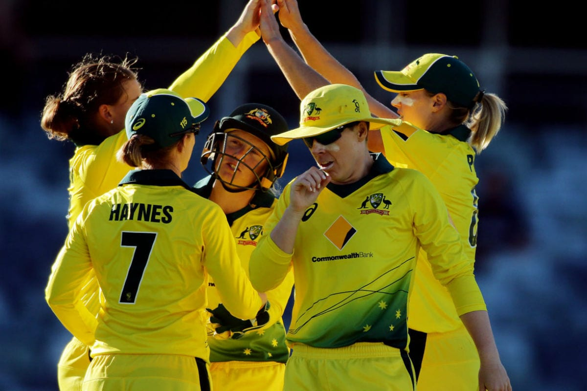 Australia Women Record Most ODI Wins on Trot After Blanking New Zealand 3-0