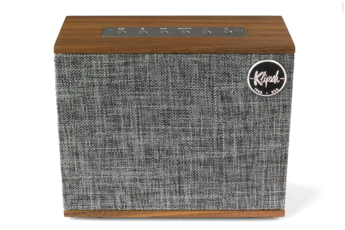 Klipsch Heritage Groove Bluetooth Speaker Review: Sophistication, Classy Looks And Great Sound