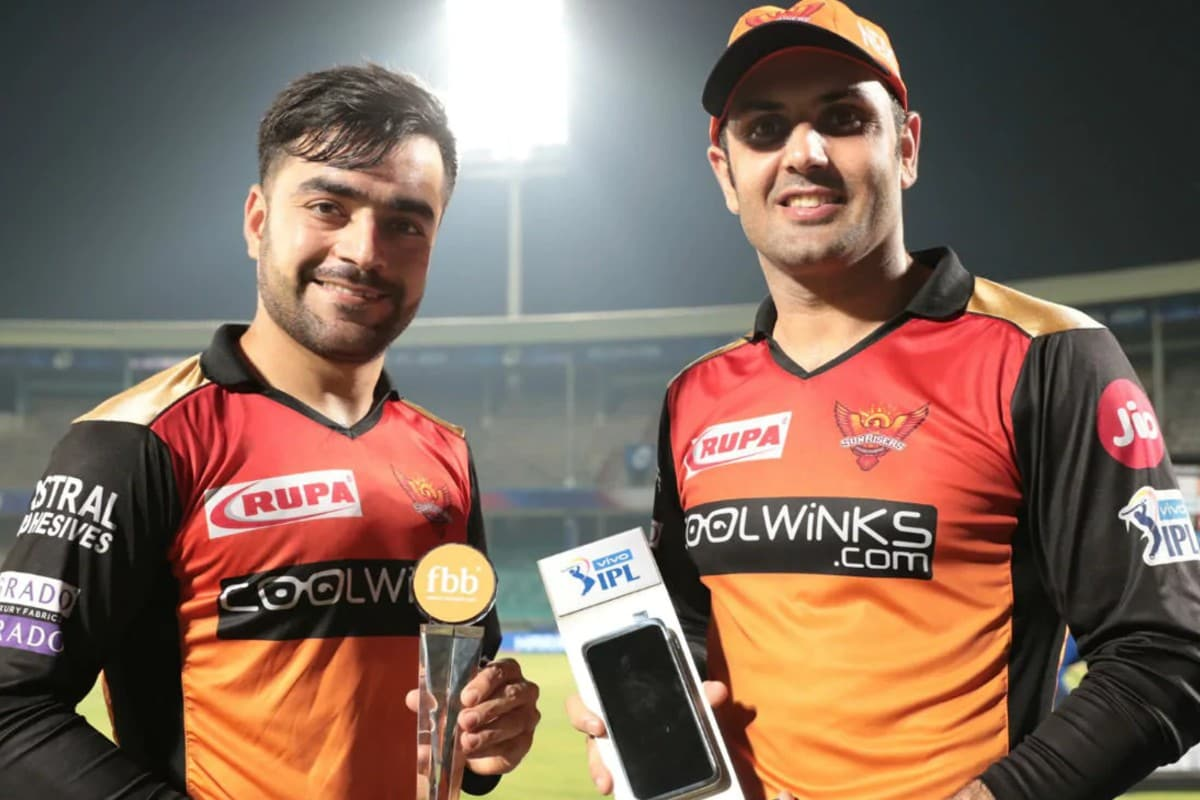 IPL 2020: Focus is Always on Bowling Economically, Never Thought About taking so Many Wickets - Rashid