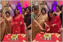 Shraddha Arya Celebrates Her Birthday with Kundali Bhagya Co-stars on Set, Shares Fun Video