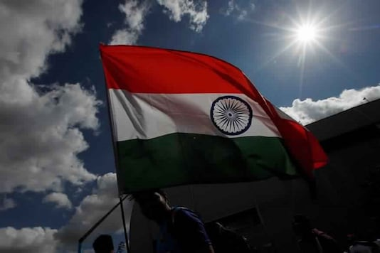 File photo of Indian flag. (Reuters)