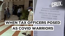 Posing As COVID Warriors, Income Tax Officers In Bhopal Raid 22 Premises