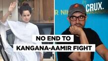 Kangana Ranaut Shares Fake Aamir Khan Interview To 'Question' His Secularism