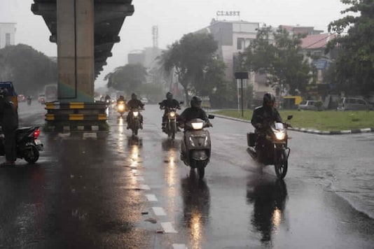For Representation. IMD has predicted light rains in coming days in Delhi