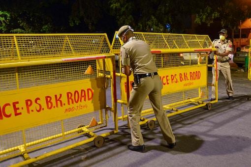 Delhi Police (representative image)