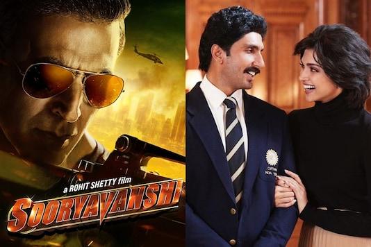 Akshay Kumar's Sooryavanshi 'Unlikely' to Hit Theatres on Diwali, 83 Slated for Christmas Release