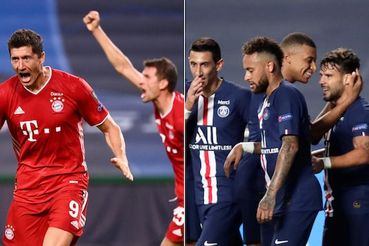 Uefa Champions League Psg Vs Bayern Munich Final Live Streaming When And Where To Watch Online Tv Telecast Team News