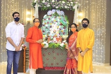 Ganesh Chaturthi 2020: Don't Forget Social Responsibility Amid Celebrations, Says CM Uddhav Thackeray