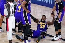 NBA: LeBron James, Anthony Davis Power LA Lakers Past Portland Trail Blazers For 2-1 Lead