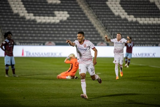 Real Salt Lake beat Colorado Rapids (Photo Credit: Twitter)