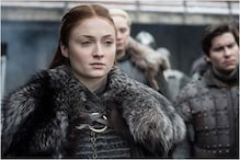 Sophie Turner Brings Home Sansa Stark's Throne as Queen in The North, See Pic