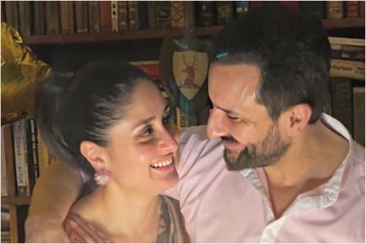 Saif-Kareena Kapoor Khan