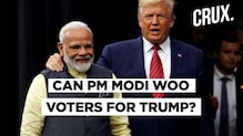Trump Campaign Shares Video Featuring PM Modi to Woo Indian-American Voters
